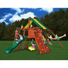 <strong>Gorilla Playsets</strong> Sun Valley I Swing Set
