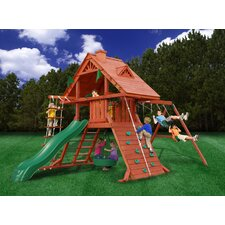 <strong>Gorilla Playsets</strong> Sun Palace I Swing Set