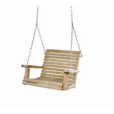 Pine Baby Sitter Swing