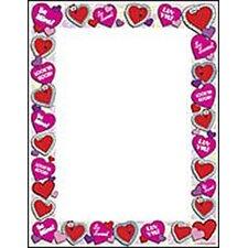 Design Paper Valentines 50 Sht