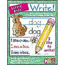 <strong>Teachers Friend</strong> Little Kids Can Write Ages 3-6