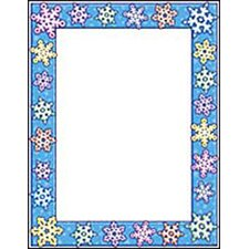 Design Paper Snowflakes