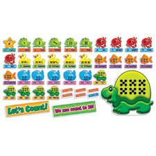 0-30 Animals Number Line Bbs