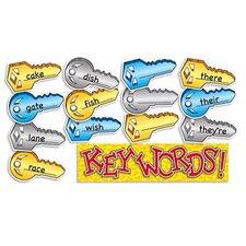 Mini Bb Set Key Words