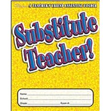 Substitute Teacher Essential Folder