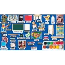 <strong>Teachers Friend</strong> Classroom Photos & Labels Mini Bb