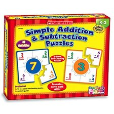 Simple Addition & Subtraction Boxed