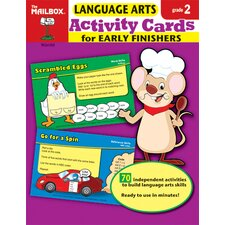 Language Arts Activity Cards For