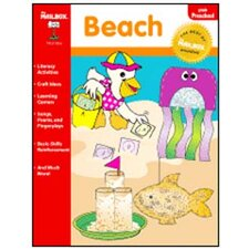 Beach Theme Book Prek