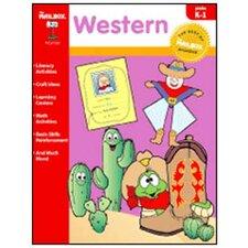 Western Theme Book Gr K-1