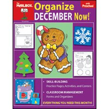 Organize December Now Preschool