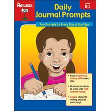 Daily Journal Prompts Gr K-1