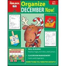 Organize December Now K-1