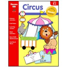 Circus Theme Book Prek