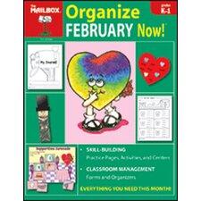 Organize February Now K-1