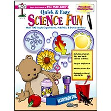 Quick & Easy Science Fun Pre K-k