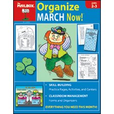 Organize March Now Gr 2-3