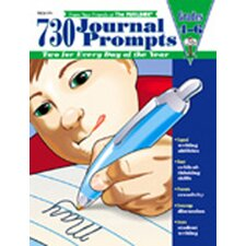 730 Journal Prompts Gr 4-6