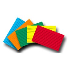 <strong>Top Notch Teacher Products</strong> Index Cards 3x5 Blank 100 Ct Brite
