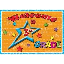 Postcards Welcome To 3rd Grade