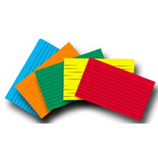 <strong>Top Notch Teacher Products</strong> Index Cards 5x8 Blank 100 Ct Brite