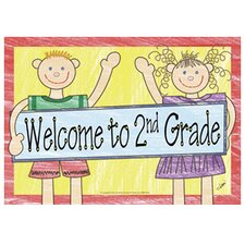 Welcome To 2nd Gr Postcards