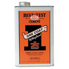 One Coat Rubber Cement