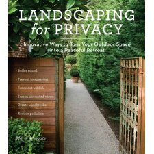 Landscaping for Privacy