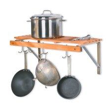 <strong>Lewis Hyman Inc.</strong> InPlace Kitchen Utility Rack