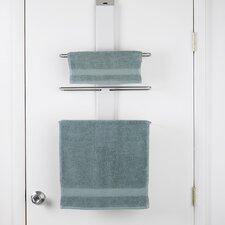 Good Grips Over-the-Door Towel Rack