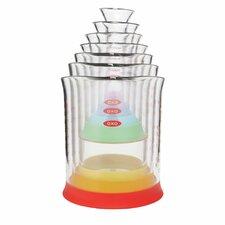 Good Grips 7 Piece Liquid Measuring Beaker Set