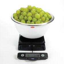 5Lb Food Scale - Black