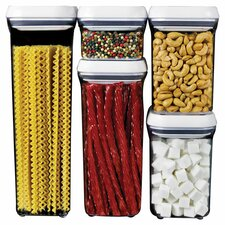 5 Piece Pop Container Set
