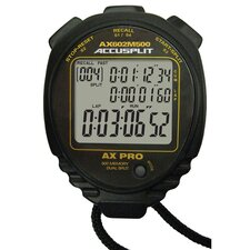 <strong>Accusplit</strong> Multi-Mode 500 Memory Advanced Timing Stopwatch