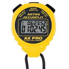 Professional Dual Split Stopwatch