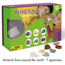 Minerals From Around The World