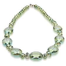 Vienna Gorgeous Glass Necklace