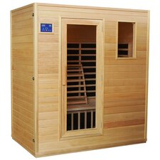 <strong>Great American Sauna Company</strong> GASC 4 Person Carbon FAR Infrared Sauna