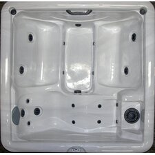 5-Person 19-Jet Home and Garden Lounger Spa