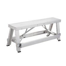 Professional Atta Boy Aluminum Adjustable Drywall Bench
