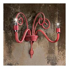 <strong>Facon De Venise</strong> Christine Wall Sconce