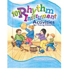 101 Rhythm Instrument Activities