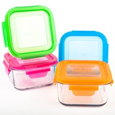16-oz.Garden Pack Lunch Cubes (Set of 4)