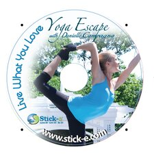 Live What You Love Yoga Escape with Danielle Campagna DVD