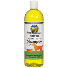 Citrus Shampoo for Dogs and Cats