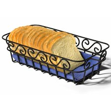 <strong>Spectrum Diversified</strong> Scroll Pantryware Bread Basket