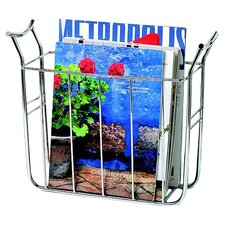 Euro Basket Magazine Rack