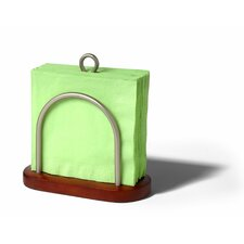 Sierra Pantryware Napkin Holder in Walnut