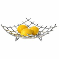 "<strong>Spectrum Diversified</strong> Dunbar Grid 12"" Fruit Bowl"