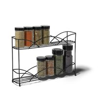 Countertop 2-Tier Spice Rack